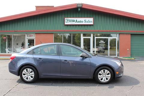 2014 Chevrolet Cruze for sale in Portage, MI