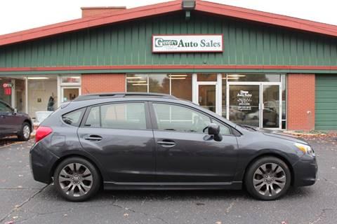 2012 Subaru Impreza for sale in Portage, MI