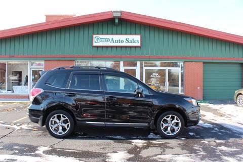2017 Subaru Forester for sale in Portage, MI