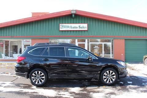 2016 Subaru Outback for sale in Portage, MI