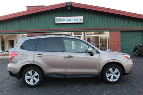 2015 Subaru Forester for sale in Portage, MI