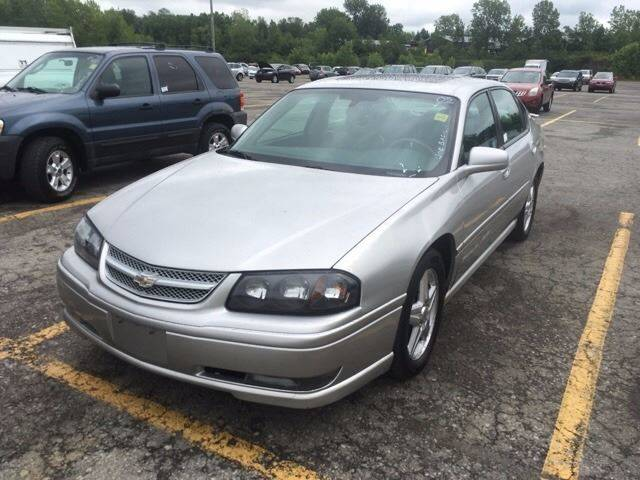 2005 Chevrolet Impala Ss Supercharged 4dr Sedan In