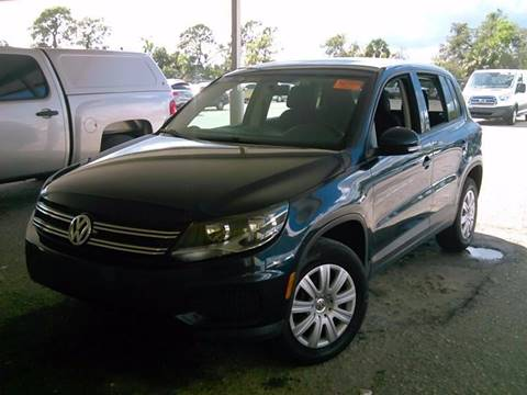 2013 Volkswagen Tiguan for sale in Philladelphia, PA
