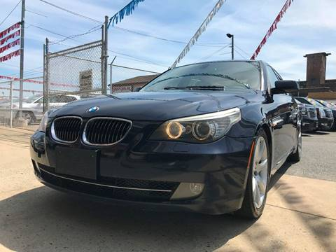 2010 BMW 5 Series for sale at The PA Kar Store Inc in Philladelphia PA