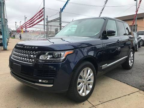 2015 Land Rover Range Rover for sale at The PA Kar Store Inc in Philladelphia PA