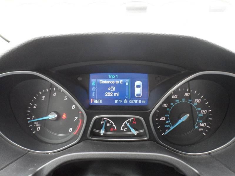 2013 Ford Focus SE 4dr Sedan - Philladelphia PA