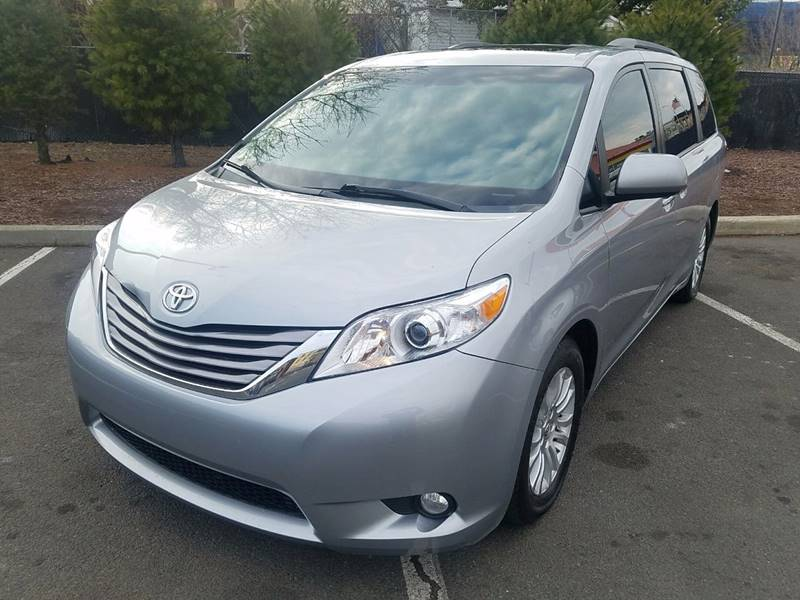 2015 Toyota Sienna for sale at The PA Kar Store Inc in Philladelphia PA