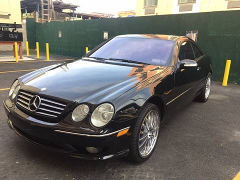 2005 Mercedes-Benz CL-Class for sale in Philladelphia, PA
