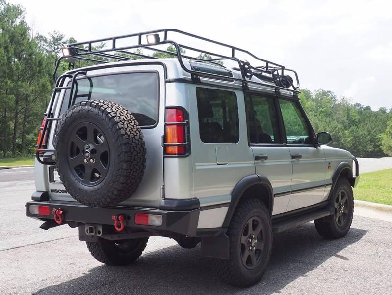 2004 Land Rover Discovery SE 4WD 4dr SUV - Alpharetta GA