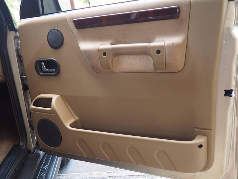 2001 Land Rover Discovery Series II SE 4WD 4dr SUV - Alpharetta GA
