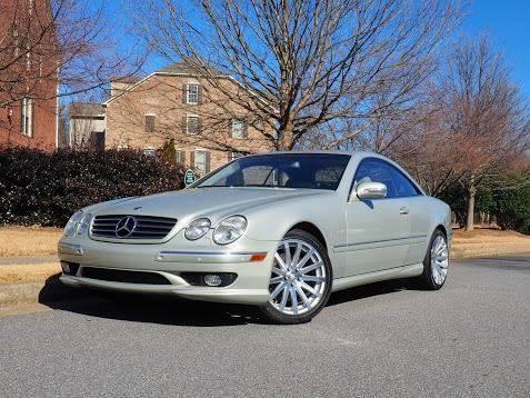 2002 Mercedes-Benz CL-Class For Sale - Carsforsale.com