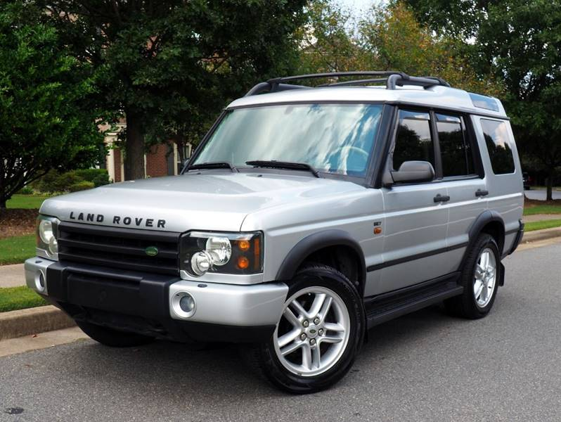 Range Rover Atlanta >> 2004 Land Rover Discovery Se7 In Alpharetta Ga Atlanta On