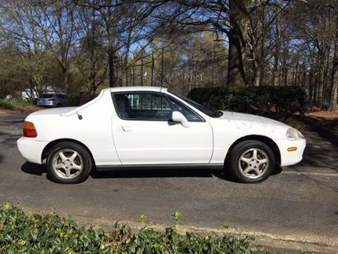 1996 Honda Civic del Sol for sale in Alpharetta, GA