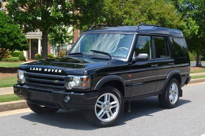 2003 land rover discovery se7 7 passenger awd in alpharetta ga atlanta on wheels llc 2003 land rover discovery se7 7