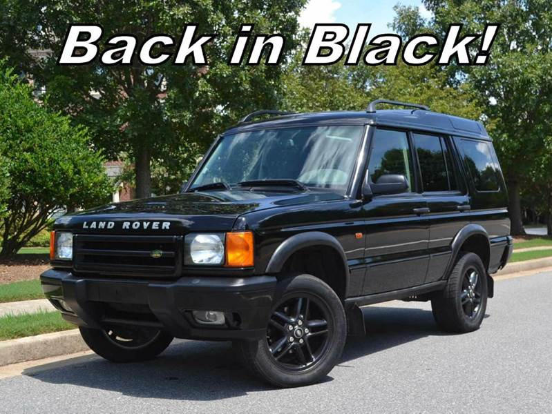 2002 land rover discovery series ii se 4wd 4dr suv in alpharetta ga atlanta on wheels llc. Black Bedroom Furniture Sets. Home Design Ideas