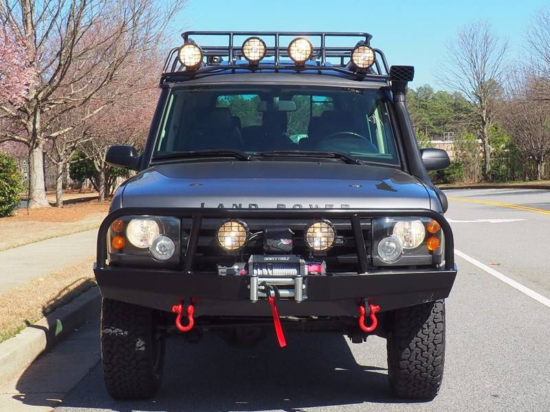 2003 Land Rover Discovery SE 4WD 4dr SUV - Alpharetta GA