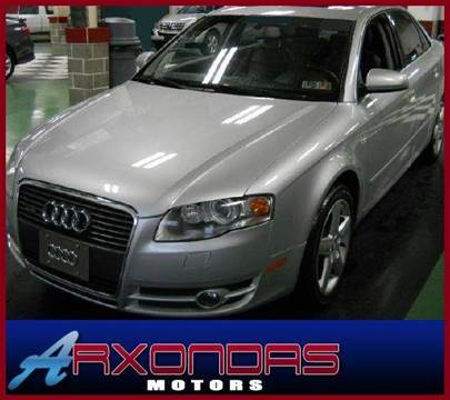 2005 Audi A4 for sale at ARXONDAS MOTORS in Yonkers NY