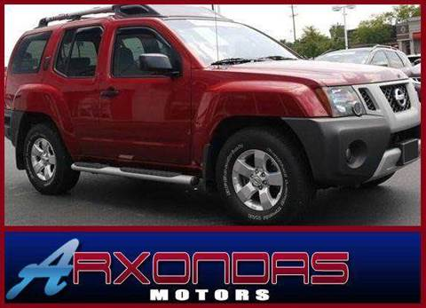 2009 Nissan Xterra for sale at ARXONDAS MOTORS in Yonkers NY
