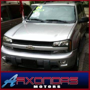 2004 Chevrolet TrailBlazer EXT for sale at ARXONDAS MOTORS in Yonkers NY