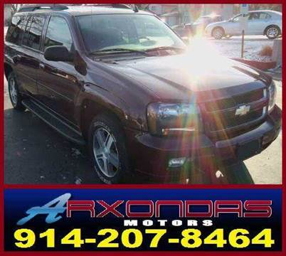 2006 Chevrolet TrailBlazer EXT for sale at ARXONDAS MOTORS in Yonkers NY