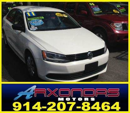 2011 Volkswagen Jetta for sale at ARXONDAS MOTORS in Yonkers NY