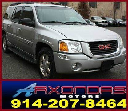 2004 GMC Envoy XL for sale at ARXONDAS MOTORS in Yonkers NY