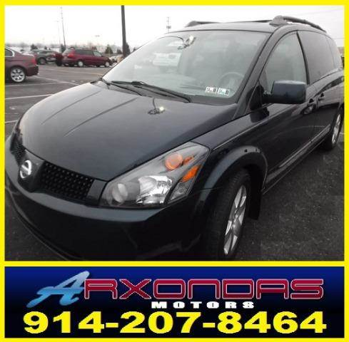 2005 Nissan Quest for sale at ARXONDAS MOTORS in Yonkers NY