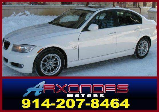 2010 BMW 3 Series for sale at ARXONDAS MOTORS in Yonkers NY