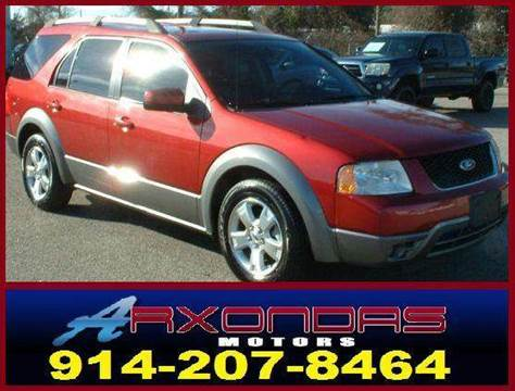 2006 Ford Freestyle for sale at ARXONDAS MOTORS in Yonkers NY