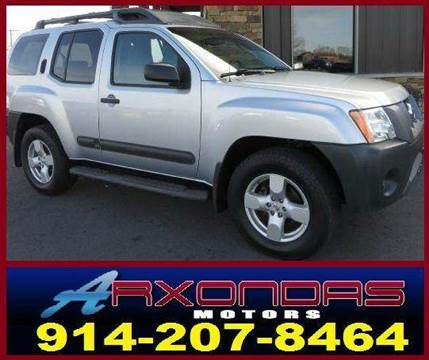 2005 Nissan Xterra for sale at ARXONDAS MOTORS in Yonkers NY