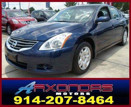 2011 Nissan Altima for sale at ARXONDAS MOTORS in Yonkers NY