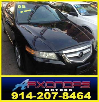 2005 Acura TL for sale at ARXONDAS MOTORS in Yonkers NY