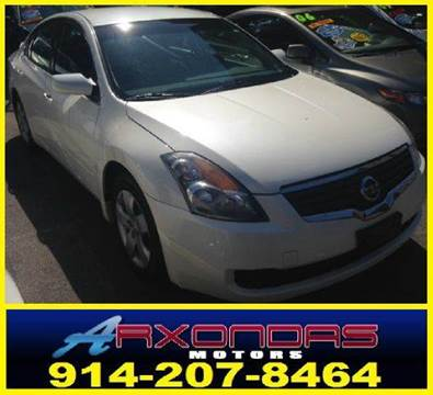 2008 Nissan Altima for sale at ARXONDAS MOTORS in Yonkers NY