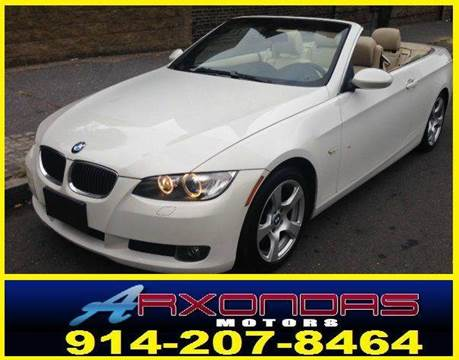 2007 BMW 3 Series for sale at ARXONDAS MOTORS in Yonkers NY