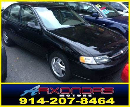 1998 Nissan Altima for sale at ARXONDAS MOTORS in Yonkers NY