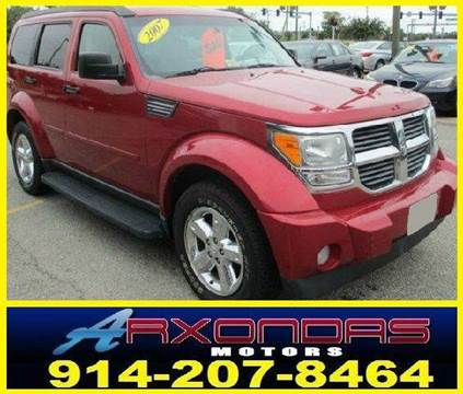2007 Dodge Nitro for sale at ARXONDAS MOTORS in Yonkers NY