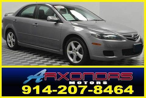 2007 Mazda MAZDA6 for sale at ARXONDAS MOTORS in Yonkers NY