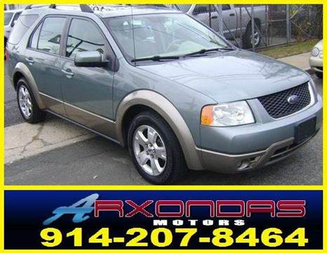 2007 Ford Freestyle for sale at ARXONDAS MOTORS in Yonkers NY