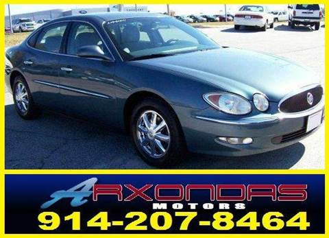 2007 Buick LaCrosse for sale at ARXONDAS MOTORS in Yonkers NY