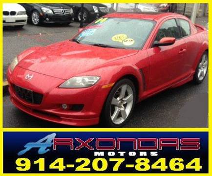 2004 Mazda RX-8 for sale at ARXONDAS MOTORS in Yonkers NY