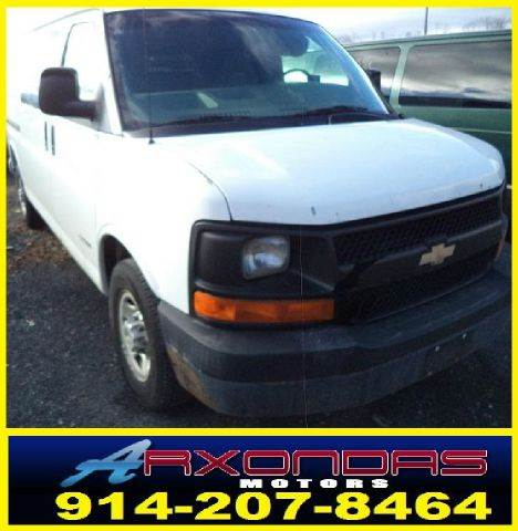2003 Chevrolet Express Cargo for sale at ARXONDAS MOTORS in Yonkers NY