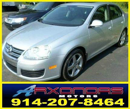 2009 Volkswagen Jetta for sale at ARXONDAS MOTORS in Yonkers NY