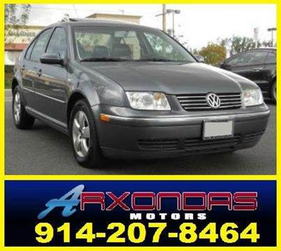 2005 Volkswagen Jetta for sale at ARXONDAS MOTORS in Yonkers NY