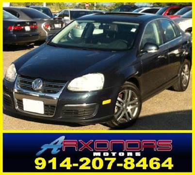 2006 Volkswagen Jetta for sale at ARXONDAS MOTORS in Yonkers NY