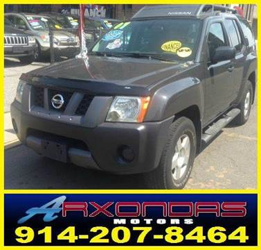 2007 Nissan Xterra for sale at ARXONDAS MOTORS in Yonkers NY
