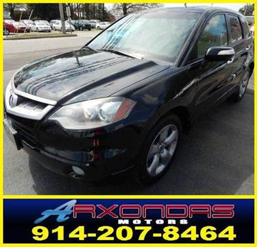 2008 Acura RDX for sale at ARXONDAS MOTORS in Yonkers NY