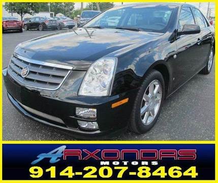 2006 Cadillac STS for sale at ARXONDAS MOTORS in Yonkers NY