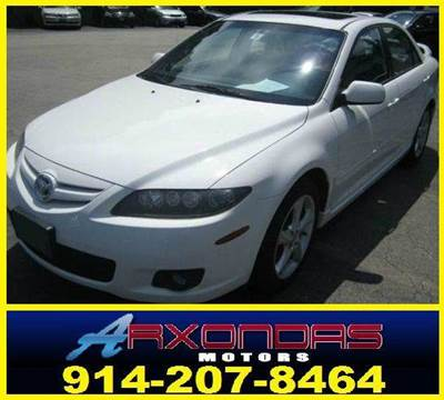 2008 Mazda MAZDA6 for sale at ARXONDAS MOTORS in Yonkers NY