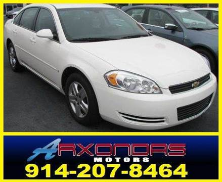 2007 Chevrolet Impala for sale at ARXONDAS MOTORS in Yonkers NY