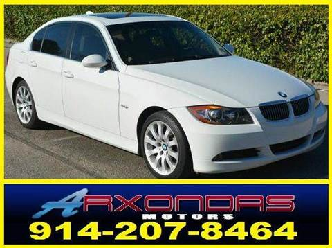 2006 BMW 3 Series for sale at ARXONDAS MOTORS in Yonkers NY